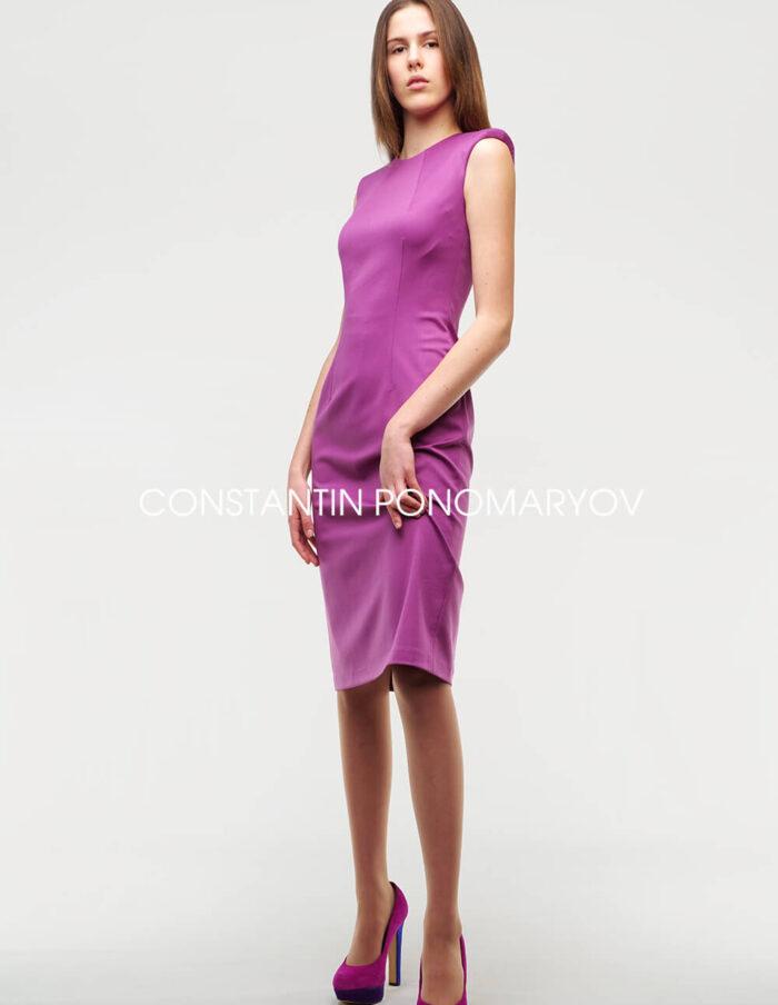 Платье Х силуэт
