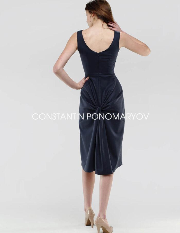 Платье интерпретация Dior 40-х
