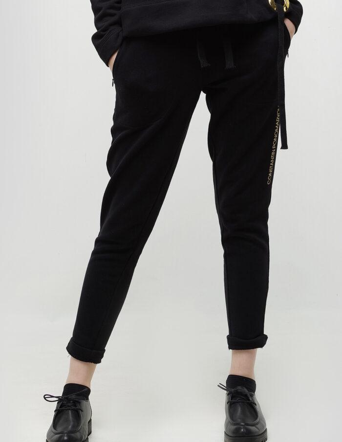 трикотажні жіночі штани