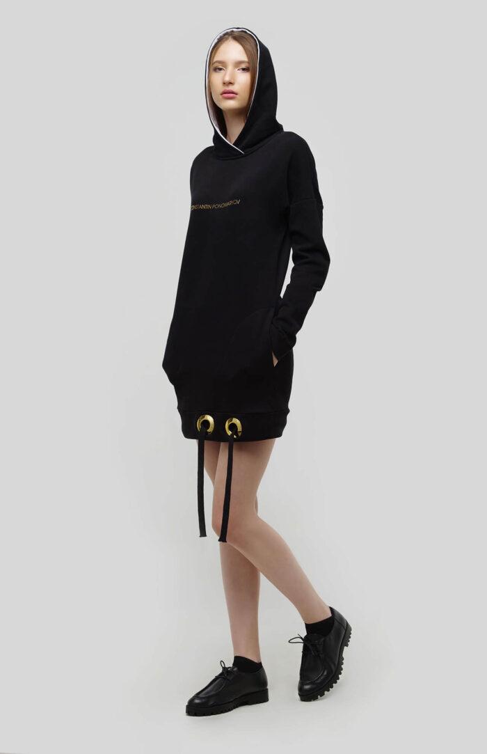 Плаття-худі