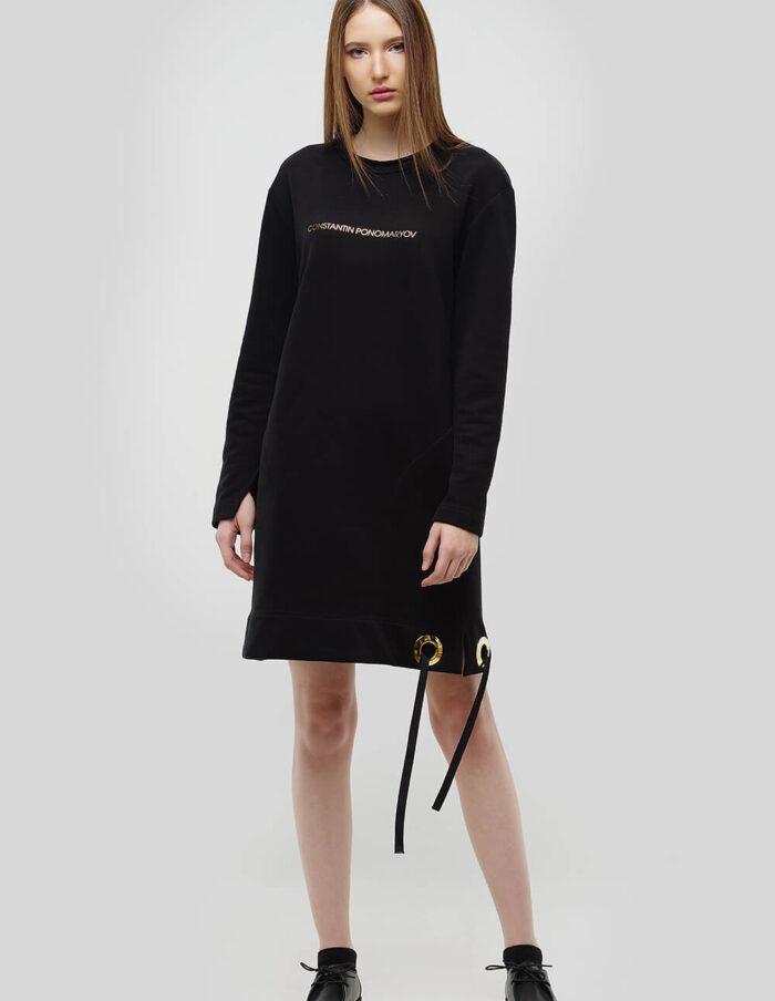 Плаття-світшот